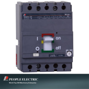 Moulded Case Circuit Breaker of Rdm6n-160 3p pictures & photos