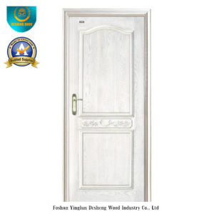 Modern Style Solid Wood Door for Interior (white color) pictures & photos
