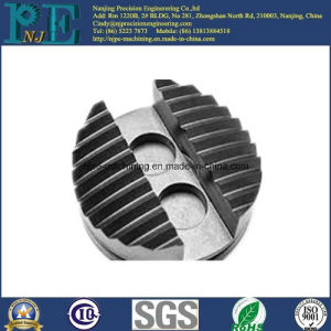 Custom Steel Alloy CNC Machined Heat Sink pictures & photos