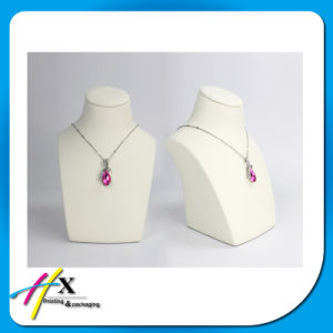 Simple Design Jewelry Necklace Bust Display Hot Sale pictures & photos