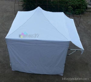 Full Color Heat Transfer Print Aluminum Aolly Tent with Awning pictures & photos