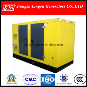 Silent Diesel Genset Electric Starter Ly-40gf