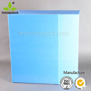 Plastic Foldable Stackabel PP Turnover Box pictures & photos