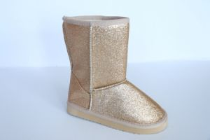 High Boots with Children′s