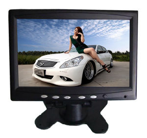 7 Inch LCD Touch Screen Monitor for POS and VOD System pictures & photos