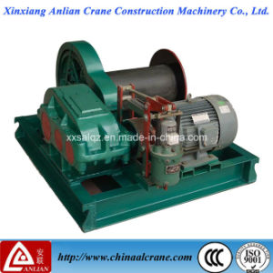 Jm Series 1t Small Electric Pulling Winch pictures & photos