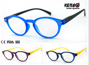 Hot Sale! New Design Fashion Reading Glasses, CE, FDA, Kr5013 pictures & photos
