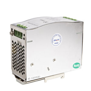 Hdr-75 Single Output Industrial DIN Rail Power Supply 75W 24VDC pictures & photos