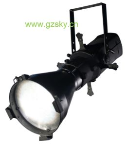 200W LED 5degree Profile Ellipsoidal Light Gobo Projector pictures & photos