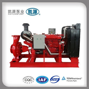 Kybc Made-in China Diesel and Electric Circulation End Suction Pump pictures & photos