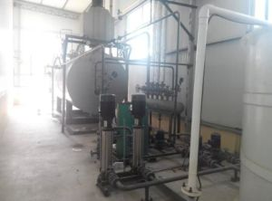 Fully Automatic Wns Diesel Fired Steam Boiler for Food Processing pictures & photos
