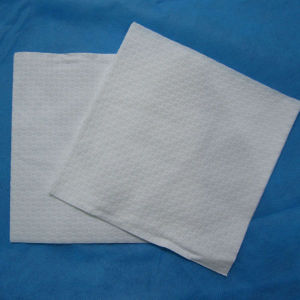 Elastic Cuffs/Knitted Cuff Hot Sale SBPP/PE/PP+PE/SMS Isolation Gown/Surgical Gown Cheap pictures & photos