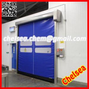 Industrial Fabric Roller Shutter Factory Door (ST-001) pictures & photos