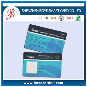 CPU Smart Card for ID Financial or Bank pictures & photos
