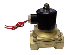 Electric Solenoid Valve for Brass Electric Solenoid Valve for Brass pictures & photos
