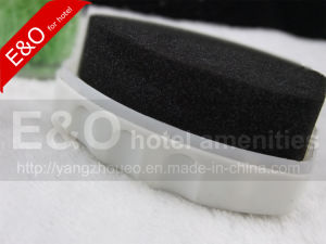 Shoe Shine Sponge, Shoe Shine Mitt, Shoe Shine Polish, Black Sponge Shoe Shine pictures & photos