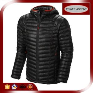 2015 Mens Themroball Insulation Black Winter Goose Down Jacket pictures & photos