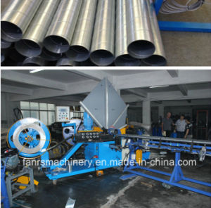 Spiral Pipe Machine for Air Flow pictures & photos