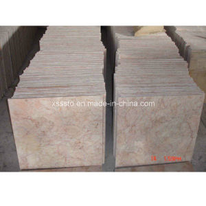 Good Quality Natural Beige Marble Floor Tiles for Sale pictures & photos