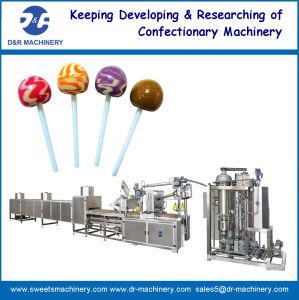 Candy Production Line, Lollipop Moulding Making Machine pictures & photos