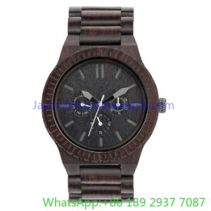2016 Top-Quality Wood Watches Multi-Function Quartz Watch (Hl-Ja 15023) pictures & photos