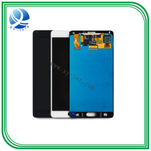 Original Mobile Phone LCD for Samsung Note 4 pictures & photos