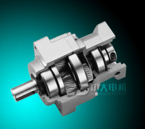 Oblique tooth precision, Helical flange plate output, Helical shaft output Gearbox pictures & photos