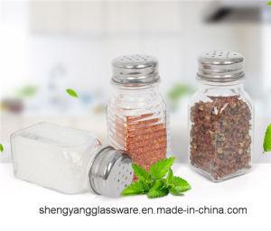 Glass Cruet Kitchenware Cruet Condiment Salt Holder Pepper Holder pictures & photos