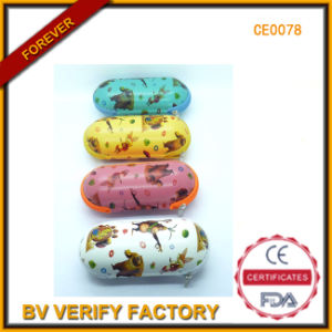 New Evc Sunglasses Case with Colorful Cartoon Pattern (CE0078) pictures & photos