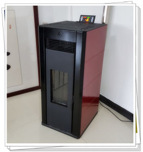 New for 2016 Wood Biomass Pellet Stove (CR-03) pictures & photos