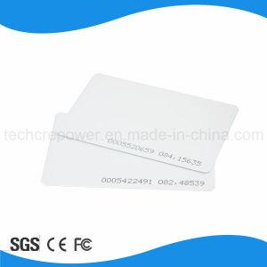Blank PVC Proximity RFID 125kHz Card pictures & photos