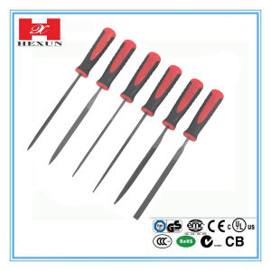Berrylion T12 Material Dual Color Smooth Tool Half Round File
