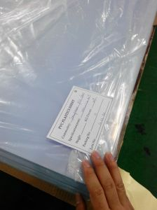 700*1000mm Anti Sticky PVC Sheet for Printing pictures & photos