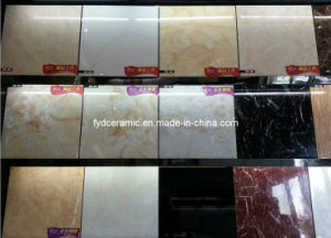 New Inkjet Factory Direct Sale Marble Look Polished Glazed Flooring Tile pictures & photos