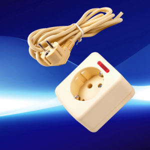 Extension Socket with Grounding pictures & photos