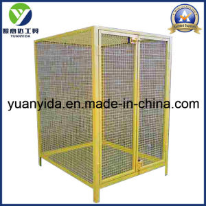 Nestable Heavy Duty Mesh Pallet Cages Containers pictures & photos