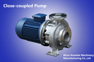 Close-Coupled Pump End Suction Centrifugal Pumps