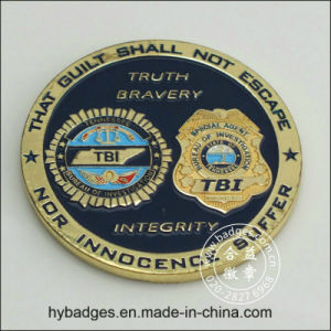 Gold Plated Badge, Organizational Crafts (GZHY-BADGE-076) pictures & photos
