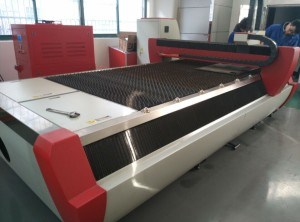 3015-1500W Fiber Laser Cutting Machine pictures & photos