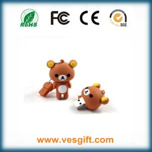 Hot Selling Customized Teddy Bear USB 2.0 Pendrive Memory Stick pictures & photos