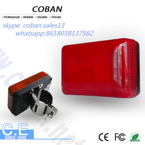 GPS Tracker for Bicycle Anti Theft Alarm System GPS307 Tailight with Android Ios APP pictures & photos