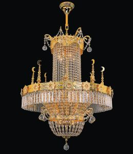Luxury Decoration Residential Chandelier (YHc2016 L25) pictures & photos