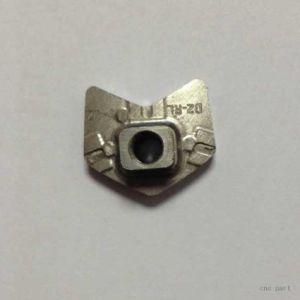 CNC Machining Parts Clump Weight