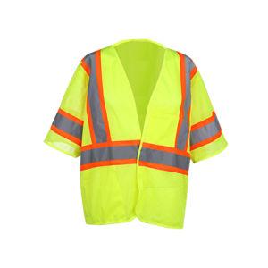 Class 3 ANSI Reflective Safety Vest