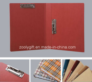 A4 Printing Paper Board Double Clip File Folder Paper Organizer File Holder pictures & photos