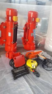 Best Quality CD1 Wire Rope Electric Hoist pictures & photos
