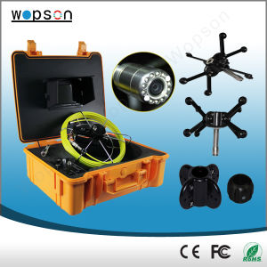 Affordble Remote Controlled CCTV Inspection Camera with DVR pictures & photos