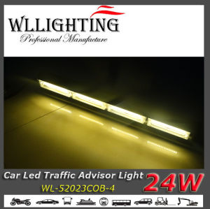 4*6 Amber LED Auto Lightbars for Raffic Advisor pictures & photos