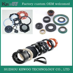 Customized Silicon Rubber Molded Parts pictures & photos