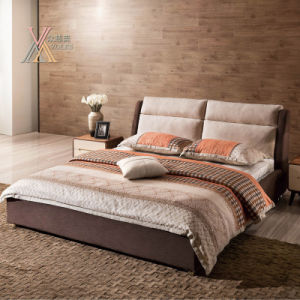 Fabric Bed for Bedroom (307)